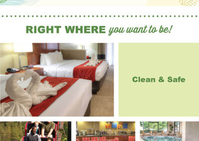 Comfort and Quality Inn & Suites